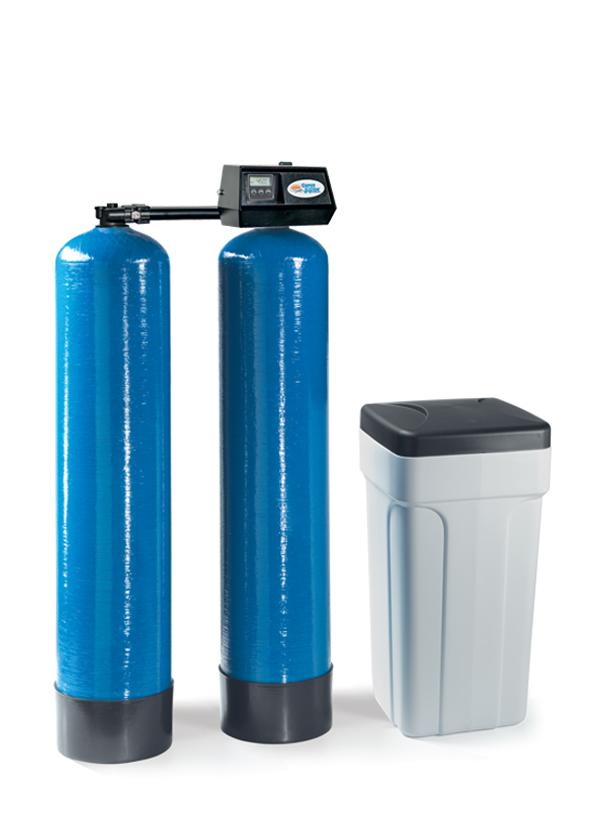Addolcitori acqua SVFD DUPLEX - Depur Sistem Italia